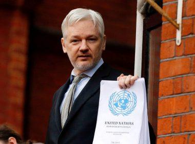 1554983879 Wikileaks Assange Arrested