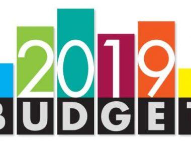 Budget 2019 2