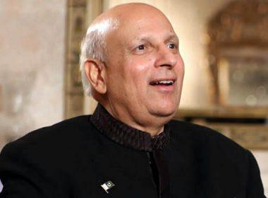 Sarwar Ex Governor Punjab