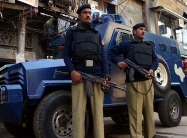 karachi police 5 1