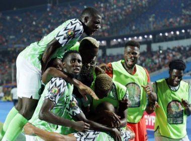 Nigeria team 1