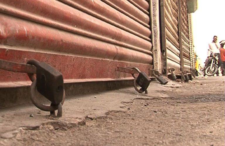 Strike Karachi