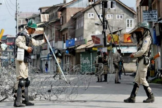 Kashmir Unprecedented