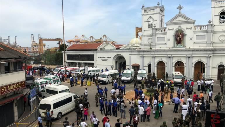 srilanka ends