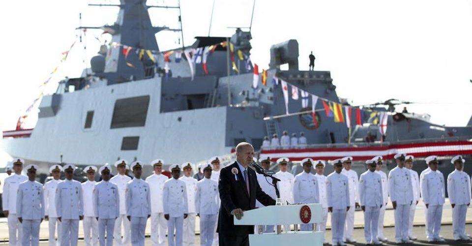 Turkey Naval