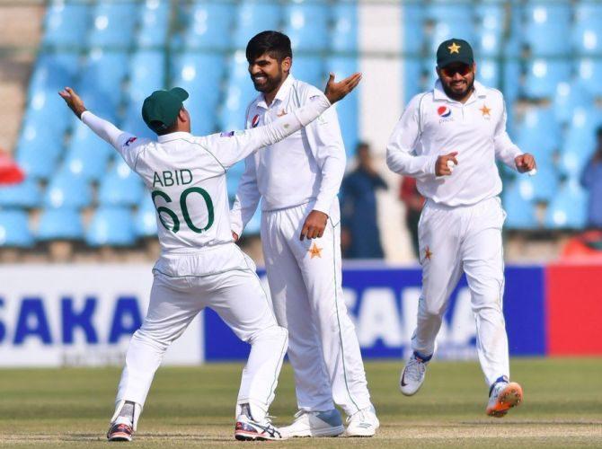 Pakistan near to win 2nd Test