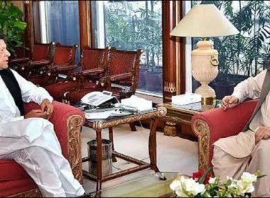 Balochistan CM Jam Jamal meeting
