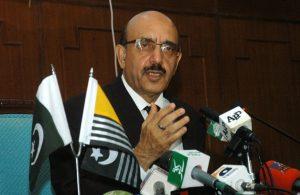 AJK President Sardar Masood Khan 2