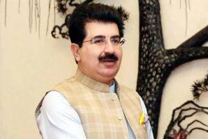 Sadiq Sanjrani