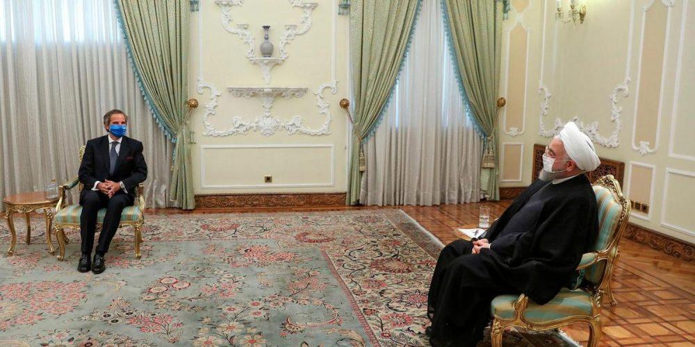 Iran meets amid