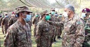 Chief of Army Staff COAS