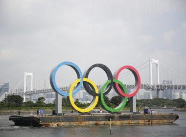 Tokyo Olympics scaled