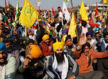 Indianfarmersprotest
