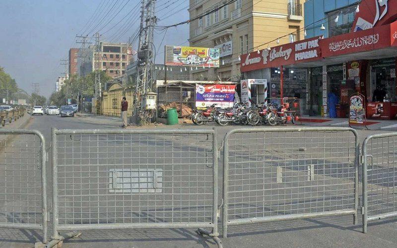lockdown Gujranwala lahore