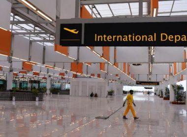 Digital Islamabad Airport
