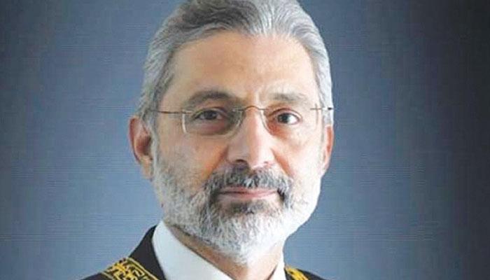 Justice Qazi Faez