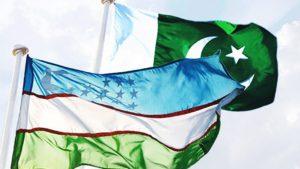 Uzbekistan Pakistan trade