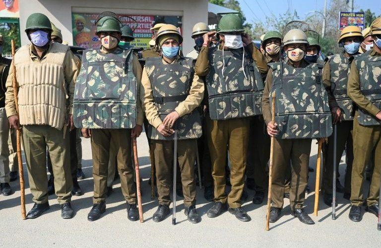 indina police