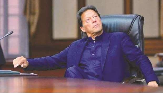 Imran Khan Confident