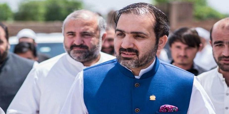 Senator Mirza Mohammad Afridi
