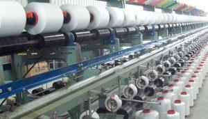 Textile exports
