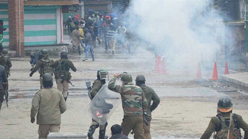 occupied Jammu and Kashmir